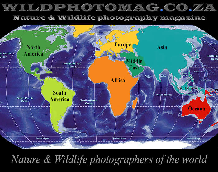 Nature and Wildlife Photographer's Database