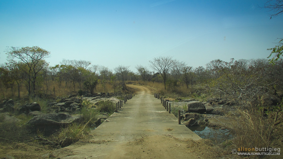 Spinal Road, Kafue National Park