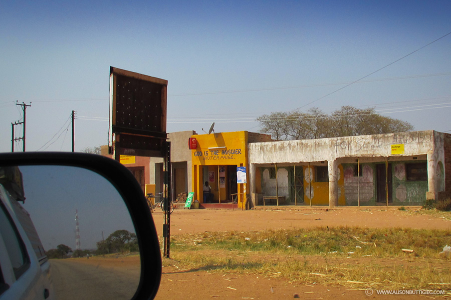 Religion is all the rage in Zambia